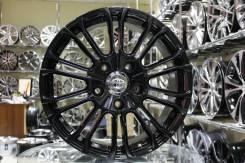 Новые Диски на Toyota Land Cruiser 200 Black Laugh R20 5*150