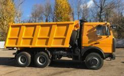 МАЗ 5516. 26-580-050, кузов 15,4м3, 20 000кг., 6x4