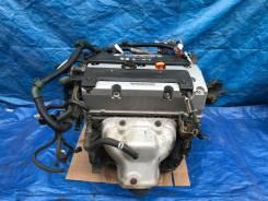 Двигатель K24A1 для Хонда срв США 02-06 2,4л