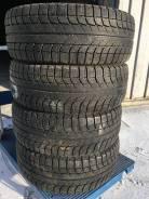 Michelin X-Ice 2. зимние, без шипов, 2008 год, б/у, износ 20%