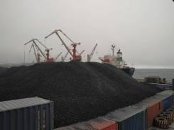 Транспортировка угля морским транспортом