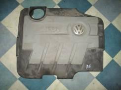 Накладка декоративная на двигатель Volkswagen Passat B6 3C5 2008 CBAB