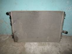 Радиатор основной голый Volkswagen Passat B6 3C5 2008 CBAB
