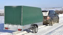 Прицеп для снегохода ССТ 7132-09 Супер кузов 345х145