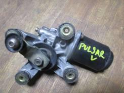 Передний моторчик дворников Nissan Pulsar FN15