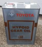 Toyota Gear OIL LSD 85W-90 GL-5 4л. 08885-00305