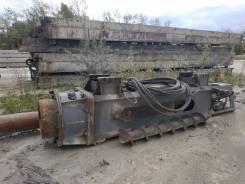 Продам гидромолот BSP с ударной частью 5 тонн