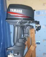 Лодочный мотор yamaha 25-30л. с., на запчасти