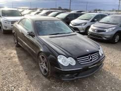 Mercedes-Benz CLK-Class. W209, M112 3 2