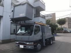 Mitsubishi Fuso Canter. Автовышка Mitsubishi FUSO Canter, 4 600куб. см., 16,00м. Под заказ