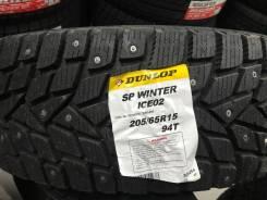 Dunlop Grandtrek Ice02, 205/65R15 94T