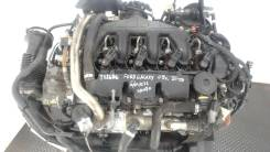 Контрактный двигатель Ford Galaxy 2006-2010,2л, диз (QXWA, QXWB, QXWC)