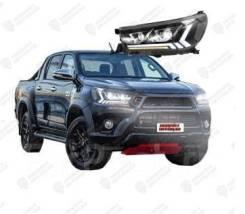Фара. Toyota Hilux Pick Up, GUN125, GUN125L, GUN126L 1GDFTV, 2GDFTV. Под заказ