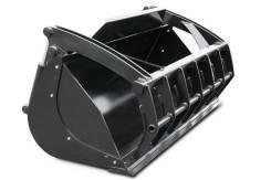 Ковш с захватом Pelican для телескопических погрузчиков