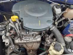 Двигатель рено логан 1/2006г. в.