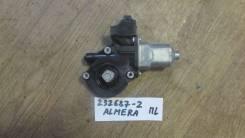 Моторчик стеклоподъемника передний левый [80731JX00C] для Nissan Almera III