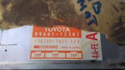 Блок управления EFI Toyota Sprinter Carib 4AFE 89661-12381