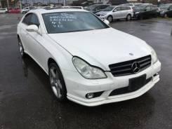 Mercedes-Benz CLS-Class. W219, M113
