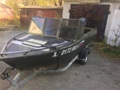 Продам лодку север 420 ПЛМ Ямаха 40 Четырёхтактный 2006 г.