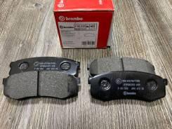 Колодки тормозные зад Toyota LC 80/90/120 0446560240