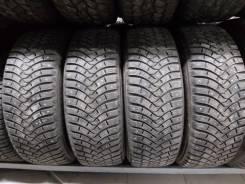 Michelin Latitude X-Ice North 2. зимние, шипованные, 2012 год, б/у, износ 5%