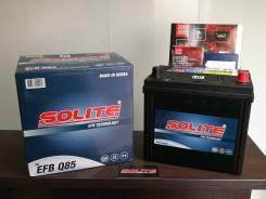 Аккумулятор Solite EFB Q85 Q-85 D23L 70а/ч 730A Start-Stop (Q55 Q-55)
