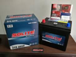 Аккумулятор Solite EFB Q85R Q-85R 70а/ч 730A Start Stop (55D23R)