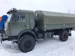Новый КамАЗ 4326 бортовой тент ЕВРО 2, 2020