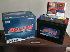 Аккумулятор Solite EFB S95 S-95 80а/ч 790а