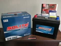 Аккумулятор Solite EFB S95R 80а/ч 790A (Start-Stop) (80D26L)