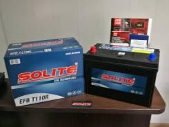 Аккумулятор Solite EFB T110R 130D31R 90а/ч 810A Start-Stop (T115R)