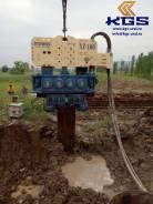 Гидравлический вибропогружатель YZ-180