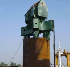 Тандемный Электрический Вибропогружатель DZJ-600