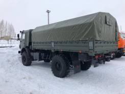 Камаз 4326 бортовой с тентом евро 2 военный, 2020