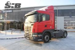 Scania G380. Продается седельный тягач 4x2 2011 г. в., 11 000куб. см., 20 000кг., 4x2