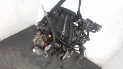 Контрактный двигатель Nissan Qashqai 2006-2013, 1.6 л, бензин (HR16DE)