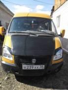 ГАЗ ГАЗель Микроавтобус, 2004