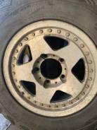 Литые диски на 15. 5/139.7 Suzuki. 4 шт