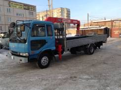 Nissan Diesel. Hissan Diesel, 7 000куб. см., 5 000кг., 4x2