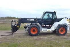Bobcat T40170. Погрузчик, 4 000кг., Дизельный, 1,50куб. м.