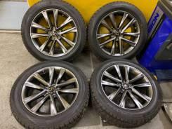 235/55R19 Зима 99% на оригинале Lexus RX F sport R19 7.5j 35 JDOT