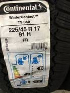 Continental WinterContact TS 860, 225/45R17