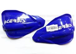 Запасные Лопухи (отдельно) на защиту рук Acerbis синие
