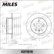 Диск тормозной задний Toyota Camry (V40, V50) (TRW DF6176) K011618 miles K011618 в наличии