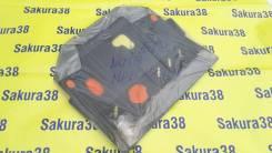 Железная защита двигателя и АКПП Nissan Note 12 (2010-2020)
