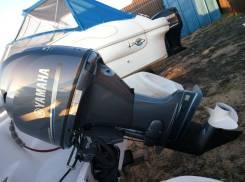 Yamaha f50 лодочный мотор.