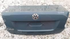 Крышка багажника. Volkswagen Polo, 602, 604, 612, 614, 6C1, 6R1 CAYB, CAYC, CBZB, CBZC, CDDA, CDLJ, CFNA, CFNB, CFW, CFWA, CGGB, CGPA, CGPB, CHYA, CHY...