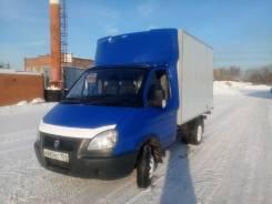 ГАЗ 33025. Продам изотермический фургон ГАЗ-33025, 2 890куб. см., 1 500кг., 4x2