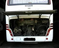 Higer KLQ6885Q, 2012