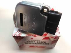 Датчик расхода воздуха 22204-75020 Toyota